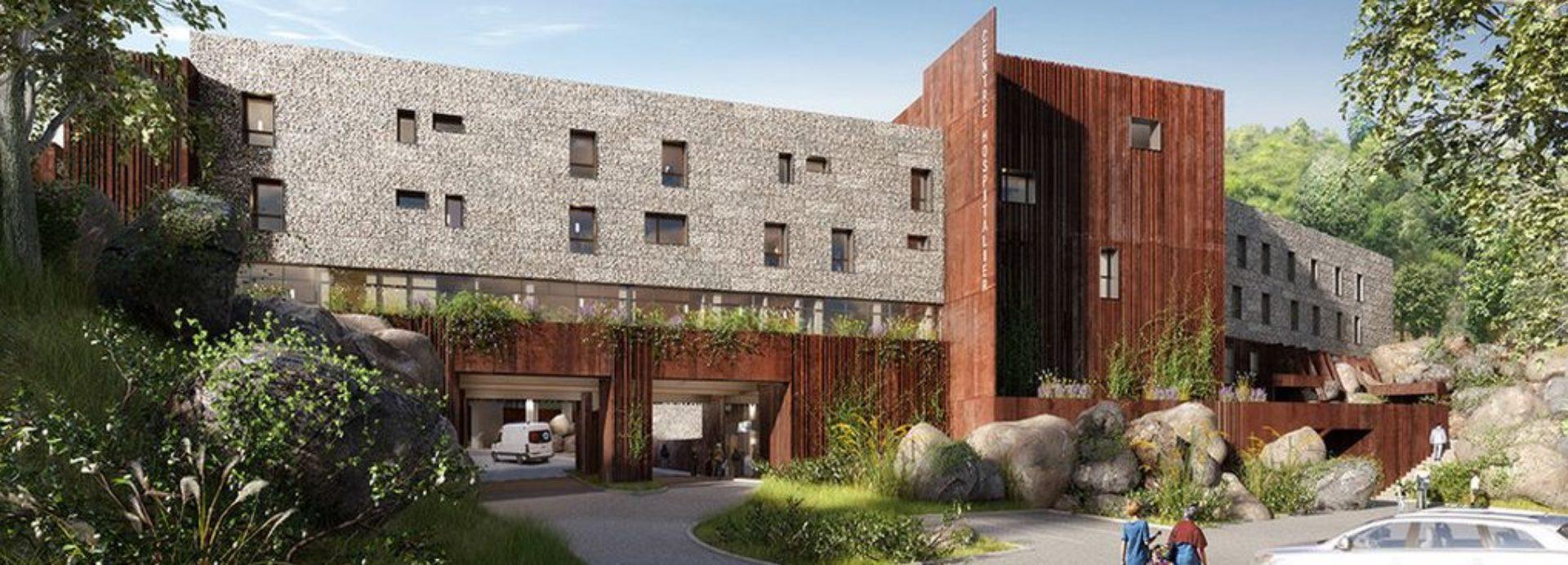 Centre Hospitalier de Saint-Pons de Thomières